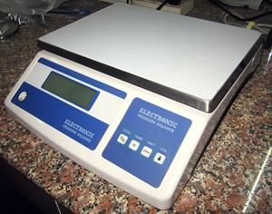 0.1g Precision digital shipping scale