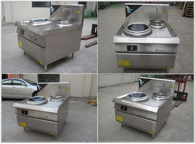 Chinese Restaurant Kitchen Equipment