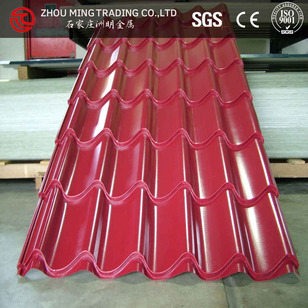 sheet metal roofing rolls/metal roofing sheets prices