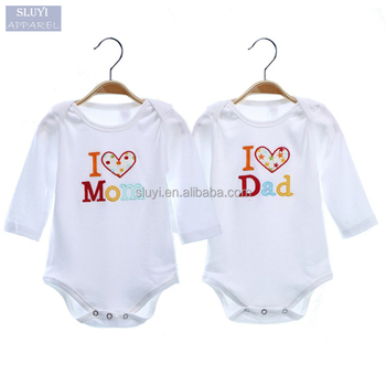Baby Rompers Wholesale Baby Clothes Newborn Clothing Long Sleeve