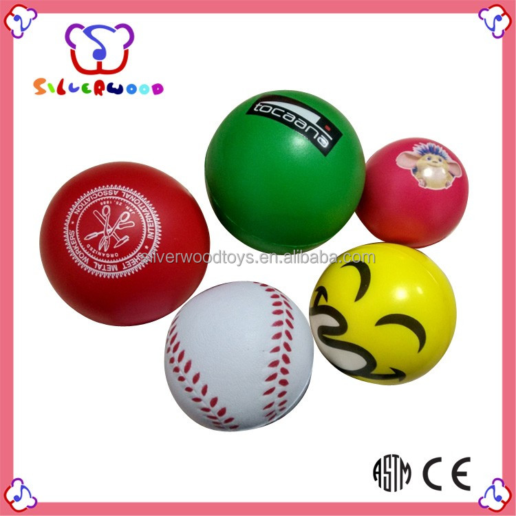 PU custom Anti Stress Ball for children