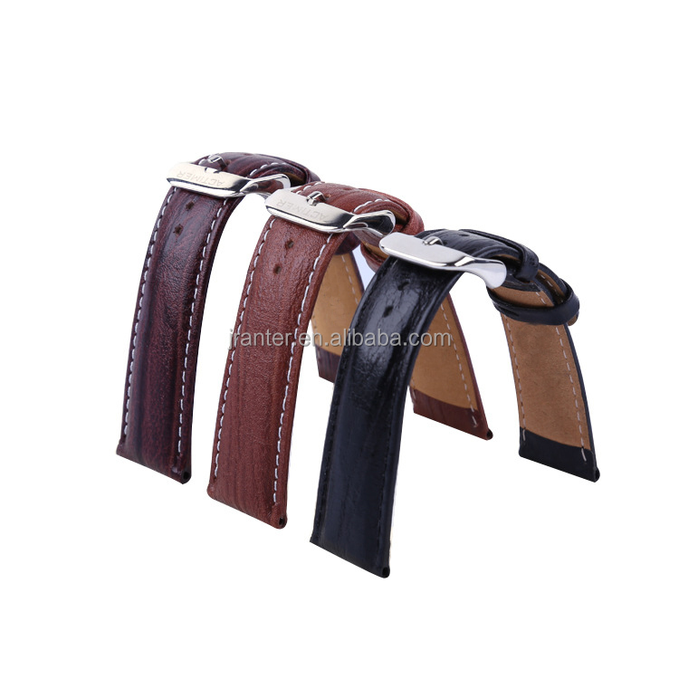 Factory Price Top Quality Genuine Leather Strap for Watch