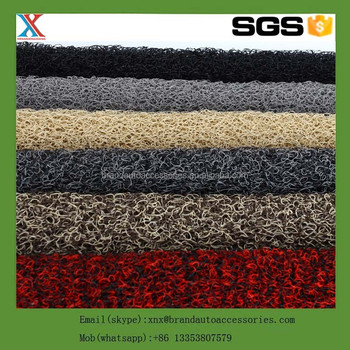 Pvc Coil Carpet Roll Flooring Area Rug M 5a Mat Car