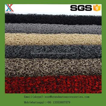 Pvc Coil Carpet Roll Flooring Area Rug M 5a Mat Car