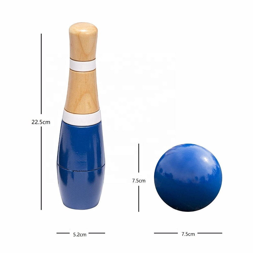 Outdoor bowling alley verhuur game bowlingbal vs bocca bal