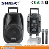 Portable Rechargeable 12 inch portable stereo digital speaker