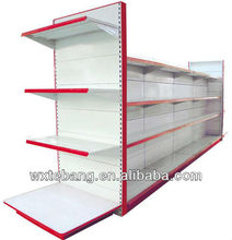 Gondola/shelving rack/racking/roof rack/equipment/shelf for bags/shelf/basketball hook