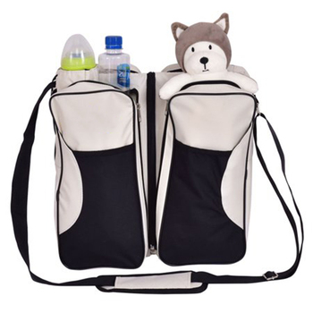 3 in 1 Universal Infant Travel Tote Portable Bassinet Crib Changing Station Diaper Bag