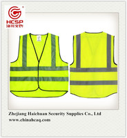 New Products Road Safety Reflective Vest for Personal Protective Equipment