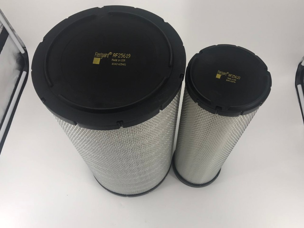Cartridge Structure Fleetguard Air Filter Af25557 Buy