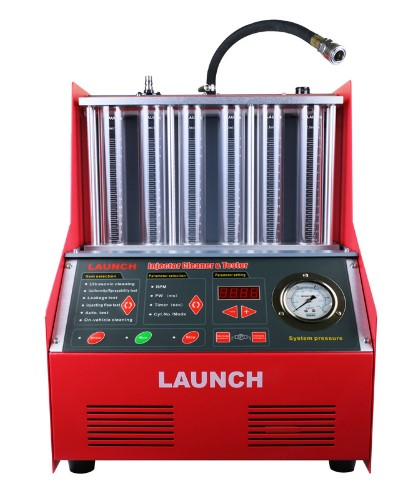 Lancio CNC602A Automotive fuel injector tester & cleaner 220 v/110 v con L'inglese panel CNC-602A