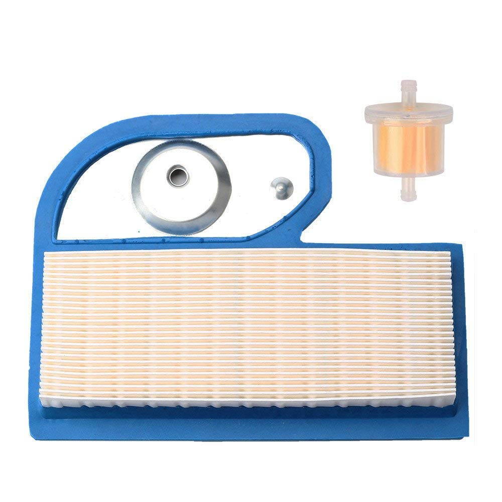 Get Quotations · Harbot 11013-7002 Air Filter with Fuel Filter for Kawasaki  FH451V FH500V FH531V FH541V FH580V