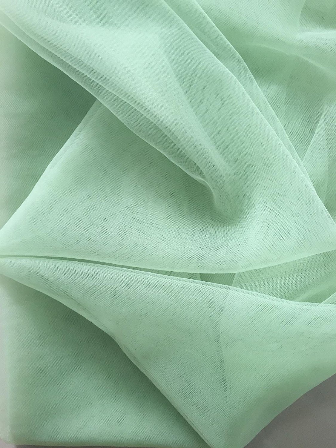 """Shatex DIY Fabric Mosquito Net, Insect Barrier Net, Olive Green, 60""""x5yard, 2pack"""