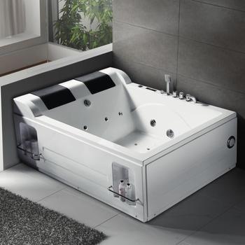 Rechteckige Große 2 Personen Sexmassage Heiße Badewanne Mit