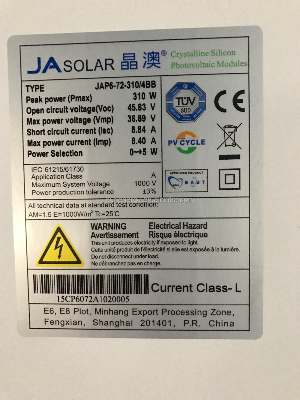 100 watt polycrystalline solar panels,10a 12v solar charge