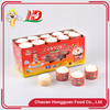 New arrival crisp birthday cake shape marshmallow fruit gummy candy
