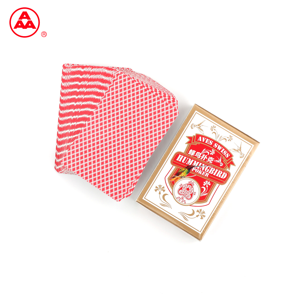quality guarantee durable paper magic playing card  buy