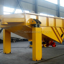 High hoisting height linear vibrating/vibration sieve/screen/machine/separator for sand