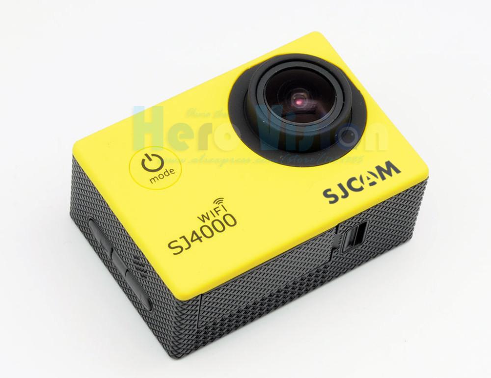 Gopro Style Original SJCAM Sj4000 Wifi Sports Action Camera 1080p Full HD