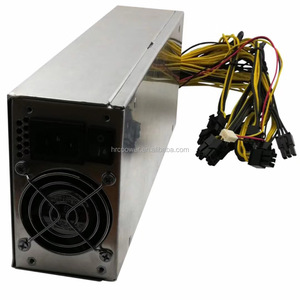 China Manufacturer Antminer s9 14th s bitcoin miner 1800w Power Supply
