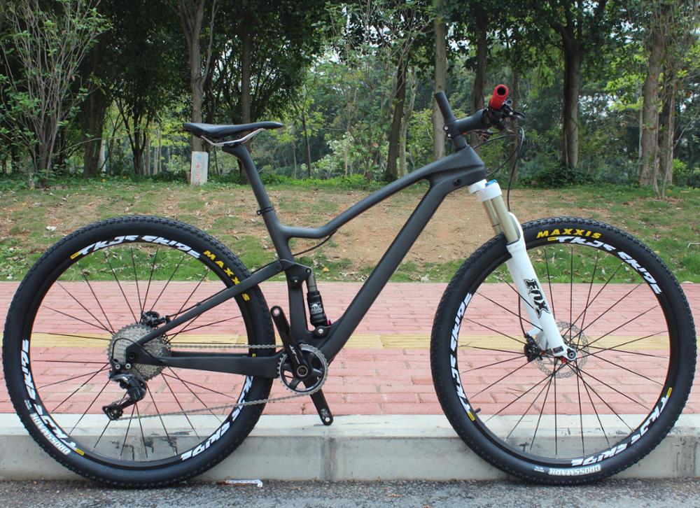 Miracle Full Carbon Mountain Bike Frame 29er Mtb Complete Bike,High ...