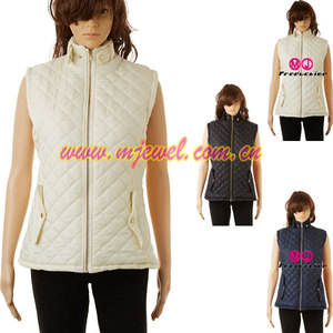 BEST-SELLING quilted puffer vest