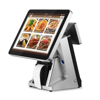 15 inch All in One Point of Sale system capacity Screen POS touch  for Supermarket Restaurant