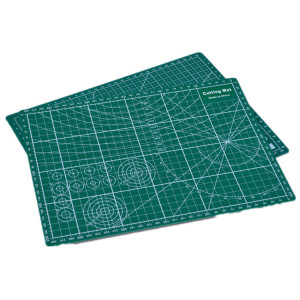 BSCI Factory Audit Custom Size Flexilable Self Healing 5 Layers Adhesive Cutting Mat For Plotter