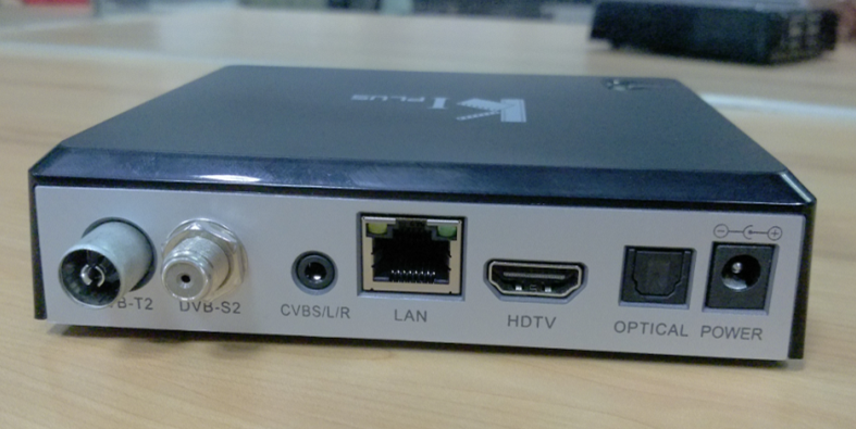 New Arrival !! Amlogic S905 Combo Android TV Receiver HD Android DVB S2+DVB T2 Combo tv box