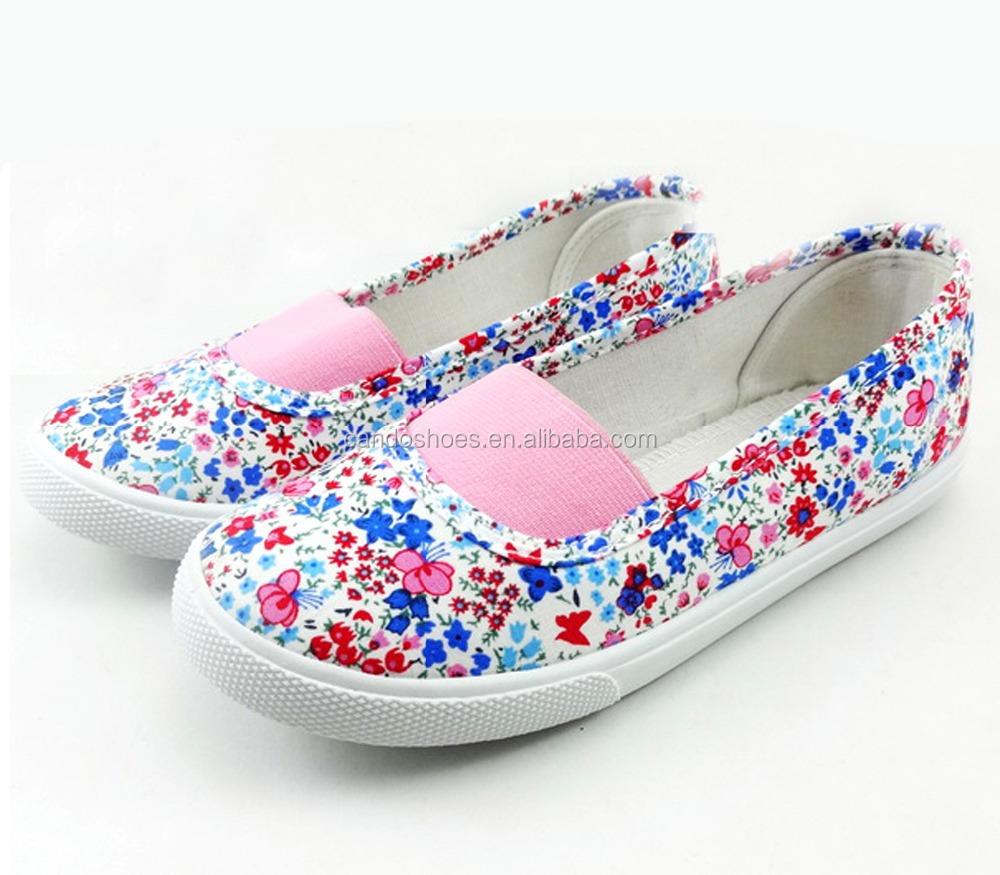 Online Cheap Slip On Fitness Step Girls Shoes