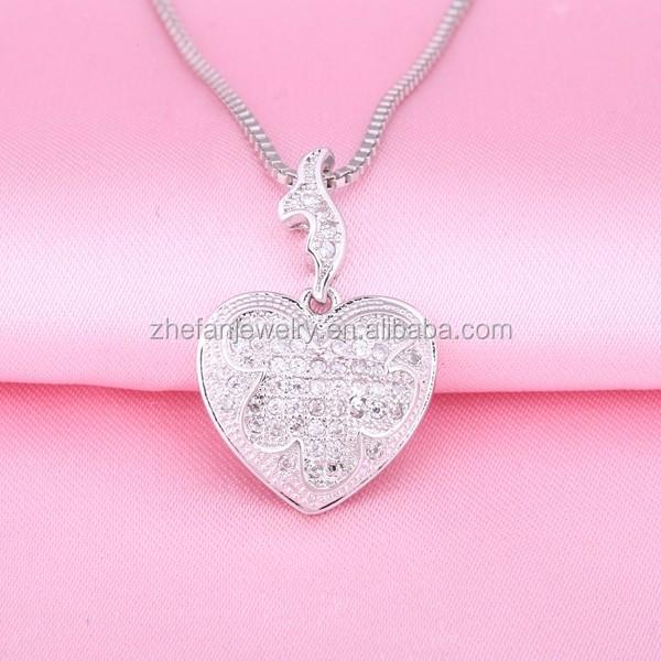 925 Sun Silver Necklace Arabic Jewelry Valentine Gift