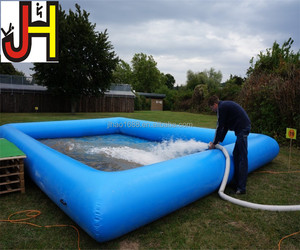 Pool Type Colorful Inflatable Swimming Pool For Sale