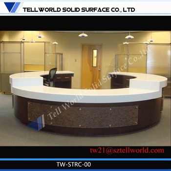 Hotel Reception Desk, Modern Information Counter Design, Information Desk  Design