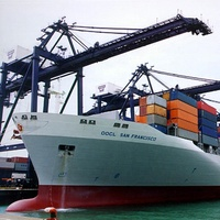 Top 10 China amazon fba agent sea shipping cost door to door delivery to Australia romania
