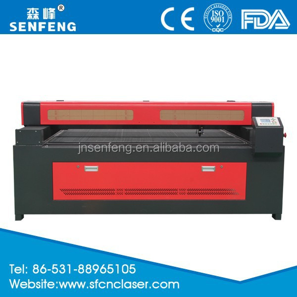 SF 1326 CO2 100W laser cutting maching for sale in Canada
