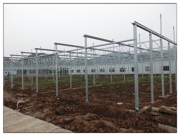 S 2 75 X 500 Galvanized Greenhouse Rain Gutter Buy