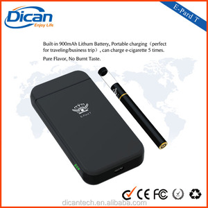 New design mini cbd e cigarette vape pen travel case with 0.3ml tank cartridge oil refillable pcc case starter kit