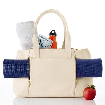 809d0fc2f3 Essential Canvas Yoga Mat Tote Bag