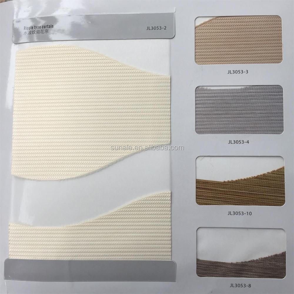 Cordless Zebra Roller Shades Double Window Curtains Two