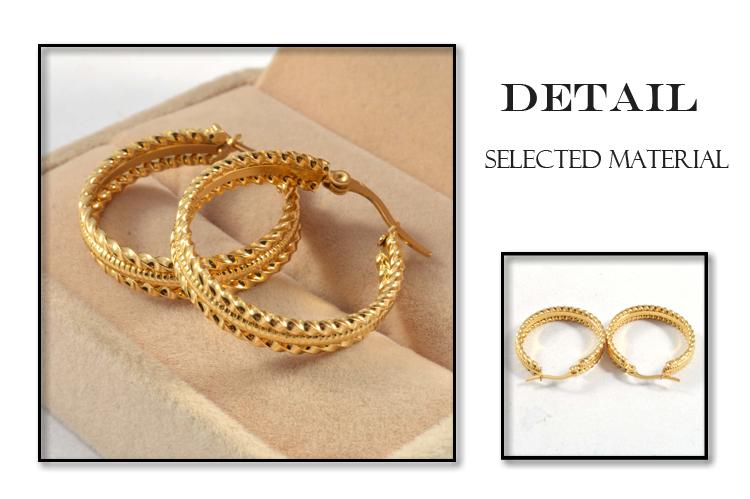 Newest Design 4 Gram Gold Earrings Fashion Special Design Earrings ...