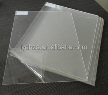 Fluorescent Acrylic Sheets/ Clear Acrylic Plexiglass Sheet 1/8 X ...