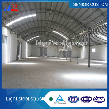 goat farm sheds design used industrial sheds from China