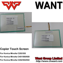 Compatibile copiatrice touch screen <span class=keywords><strong>c451</strong></span> c550 c650 c203 c253 c353 per <span class=keywords><strong>konica</strong></span> <span class=keywords><strong>minolta</strong></span> copiatrice macchina