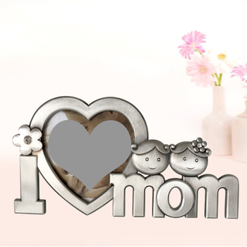 Wholesale Mothers Day Best Mom Birthday Gifts Cute Small Metal I