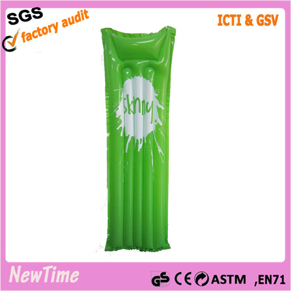 pvc inflatable air floating for rest