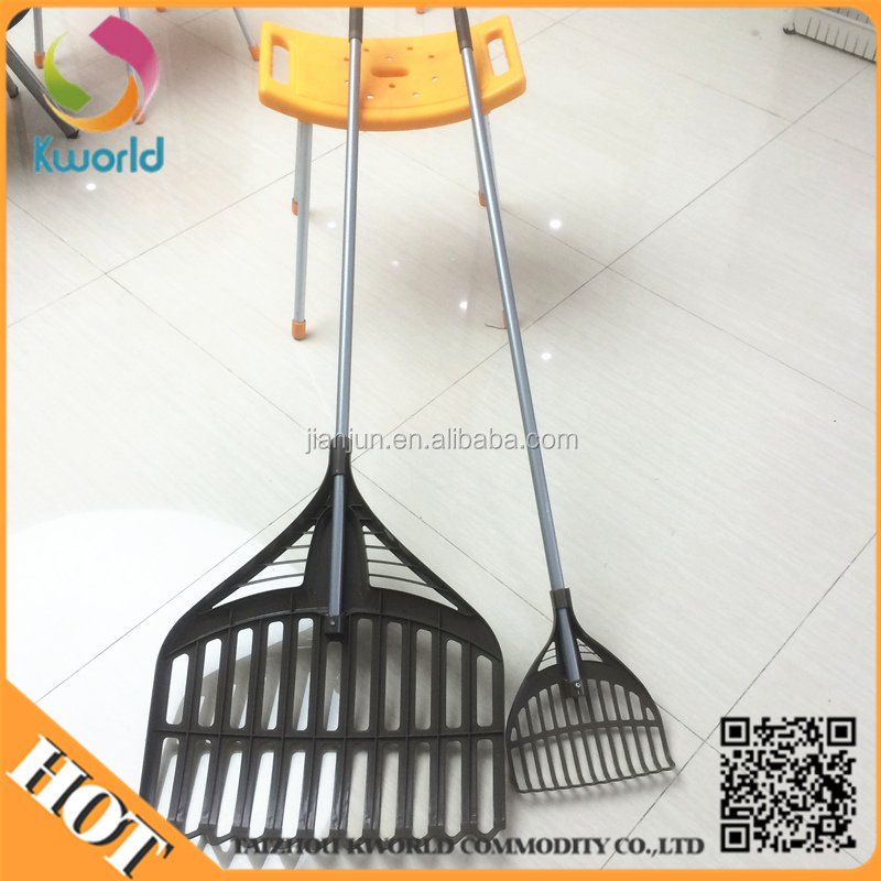2018 Newest Plastic Heavy Leaf Rake garden rake Made In Taizhou