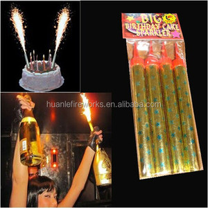 party ice birthday candles fountain torch fireworks Indoor Ice Fireworks party wedding wholeSale