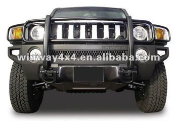 Off Road Grille Guard For Hummer H3