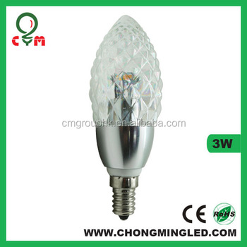 2300k 2500k 4w 5w E12 Type B Light Bulb E27 Led Bulb Dimmable E14 ...