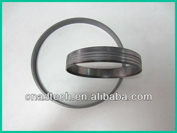 high purity Graphite molded Ring for casting